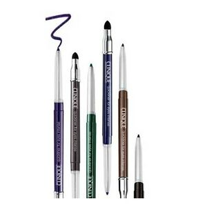 Clinique Quickliner for Eyes Intense Pencil .01/ 14 g In All Color Unboxed