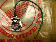 Honda CB 750 four k0 k1 k2 mère Clignotants tige washer, Head Light Case