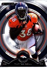 2013 TOPPS STRATA FOOTBALL MONTEE BALL ROOKIE CARD