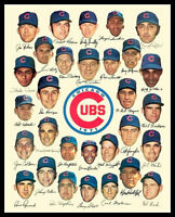 1971 Chicago Cubs Team Photo 8X10 - Buy Any 2 Get 1 FREE