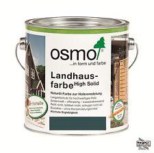 (27,58�'�/L) Osmo Landhausfarbe 2,5 L 2501 Labrador-Blau