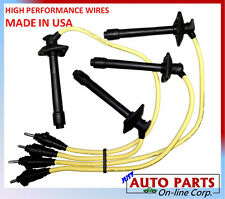 SPARK PLUG WIRES RAV4 98-02 2.0L CAMRY 97-01 2.2L MADE IN USA DOHC 5S-NFE 5S-FE