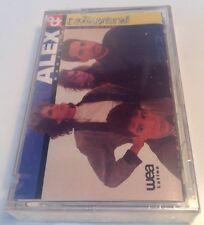 ALEX MANSILLA & THE CAÑAVERAL Tape Cassette UN AMOR COMO EL NUESTRO  WM-566894