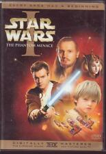 10 DVD SET - STAR WARS EPISODES 1 2 3 4 5 6 - Widescreen Trilogies Saga Trilogy