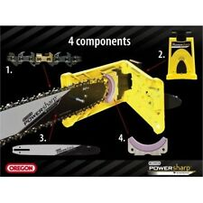 Oregon 541662 Powersharp Chainsaw Sharpening Starter Kit 18""