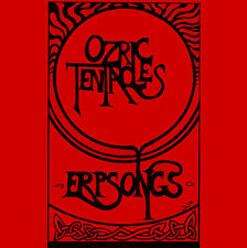 Ozric Tentacles - Erpsongs CD Oop Gb 1993 14 Canciones