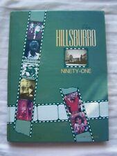 1991 HILLSBORO HIGH SCHOOL YEARBOOK NASHVILLE TENNESSEE HARMONY KORINE