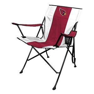 Arizona Cardinals Camping Chair Tailgate