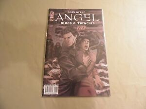 Angel Blood & Trenches #1 (IDW 2009) Free Domestic Shipping