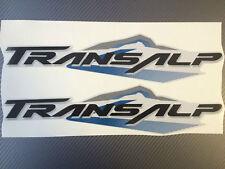 Honda transalp decals , side transalp decals 00-07 decals / stickers / logo