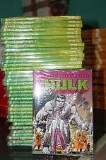 Hulk Biblioteca Marvel Excelsior Completa del 1 al 36 Forum Planeta