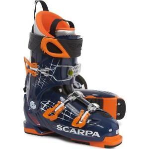 New Scarpa Freedom 100 Alpine Touring AT Ski Boots Size 25.5, 26, 27, 28