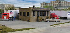 Walthers Cornerstone HO Scale Building/Structure Kit Industry Office