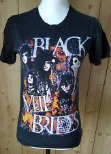 Black Veil Brides Juniors T-shirt, Hot Topic, Band, Black, Graphic, Extra small