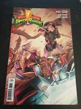Mighty Morphin:Power Rangers#23 Incredible Condition 9.4(2018)