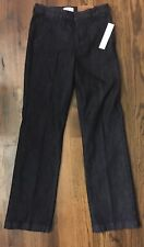 WOMEN'S NWT COLDWATER CREEK NATURAL FIT DARK JEANS SIZE 6. Org. Price $79.95.