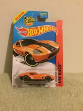 New 2013 Hot Wheels Race Ford Shelby GR-1 Concept