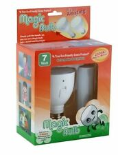 7W LED Light Bulb with rechargeable flashlight - Home/Camping/Emergency uses