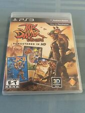 Jak and Daxter Collection (Sony PlayStation 3, 2012) Complete CIB PS3