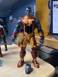 Marvel Legends - Colossus - BAF Warlock Wave - Action Figure - LOOSE
