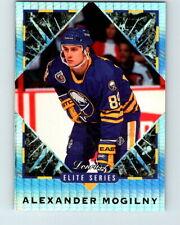 1993-94 DONRUSS ELITE INSERTS ALEXANDER MOGILNY Insert Card # 8 Mint / 10000 BV