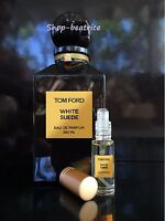 TOM FORD PRIVATE BLEND WHITE SUEDE 5ml Roll On