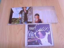 2 CD Single indie 90s Bernard Butler and album Change of heart, Not Alone