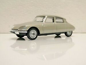 🚓 WELLY NEX CAR Scale Model 1:60 1/60 BOX 1973 Citroen DS23 ds 23