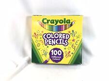 Crayola Colored Pencils 100 Colors - CL1