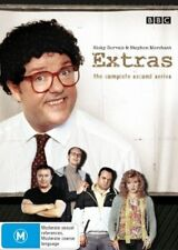 Extras : Season 2 (DVD, 2007, 2-Disc Set) ricki Gervais Stephen merchant