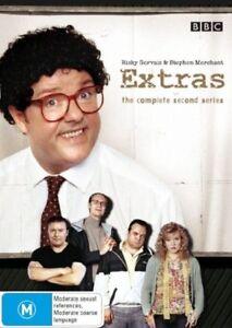 Extras : Season 2 DVD