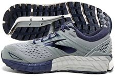 Brooks Beast 18 Mens Shoe Grey/Navy/White multiple sizes New In Box