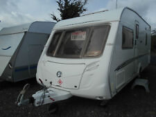 SWIFT CHALLENGER 500SE LUXURY FIXED BED 4 BERTH YEAR 2006