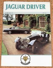 JAGUAR DRIVER Magazine Oct 1985 No 303 - TWR XJR-6 MAKES IT'S DEBUT