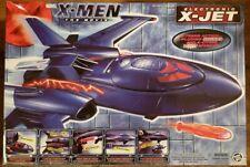 X-Men: The Movie Electronic X-Jet Blackbird Toy Biz 2000 NIB