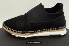 Dolce & Gabbana BLK Sneakers Trainers UK9 10 /EU43 44 /US10 11 New Shoes