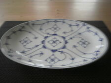 Winterling Porzellan indischblau  Platte oval 32 cm  Neu