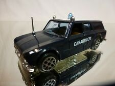 POLISTIL ALFA ROMEO GIULIA - CARABINIERI POLICE - BLUE 1:43 - GOOD CONDITION