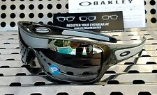 New Oakley 9307-05 TURBINE ROTOR Sunglasses Granite / Black Iridium Polarized