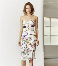 Cooper St Blurred Lines Asymmetric Dress Size 10