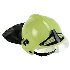 Klein Feuerwehr-Helm Feuerwehrhelm Feuerwehr Kinderhelm Helm neon