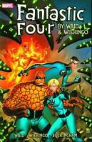 Fantastic Four Ultimate Collection by Waid & Wieringo Vol 1-4 TPBs Marvel Comics