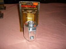Professional Products # 10301 fuel filter polished New w/ spare filter10320 NEW!