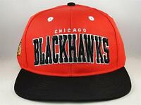 NHL Chicago Blackhawks Retro Snapback Hat Cap Reebok