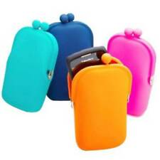 Mini Wallet Cute Fashion Silicone Jelly Change Coin Purse Handbag.
