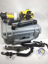 Sea & Sea Professional Underwater Camera Kit - Camera - Strobe - Case - More.