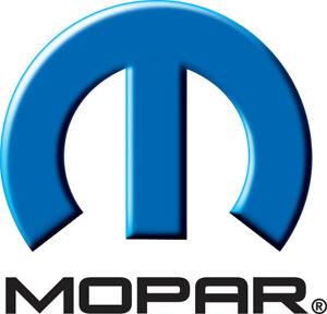 Mopar 04806225AA Windshield Molding