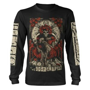 Opeth 'Haxprocess' Long Sleeve T shirt - NEW