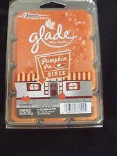 Glade Pumpkin Pie Diner Wax Melts (11 Tarts Total) New Glade Fall 2014 Scent