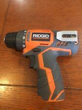 "Recon  Ridgid R82005 12 Volt Lithium-Ion 3/8"" Cordless Drill Driver Bare Tool"